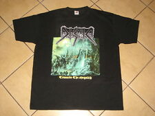 DISMA Towards The Megalith t-s XL Incantation Autopsy Hooded Menace Grave Miasma