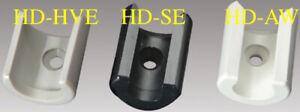 Dental Mount Holders HVE Valve / SE Valve / Air Water Syringe Mount