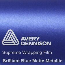 21,70€/m ² Avery Supreme ENVOLTURA FILM Brilliant Blue Estera metálico
