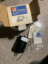 HVAC Blower Motor Cardone 41-45 Reman