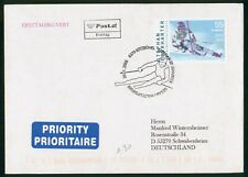 MayfairStamps Austria 2005 Stephan Eberharter Downhill Skiing Cover wwr27847