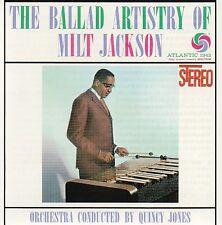 The Ballad Artistry of Milt Jackson [Audio CD] Milt Jackson