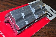 Aluminum Vise Jaw Pads Pair made in USA Lisle 48000 Made in USA
