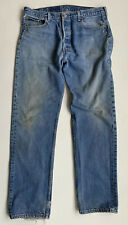 VTG Levis 501 Regular Fit Straight Leg Made In USA 40 x 36 (38 x 33)