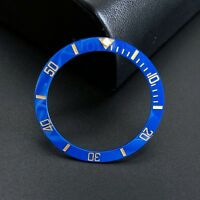 Blue and Gold Ceramic Bezel Insert to fits for Rolex Submariner 16610LN 16613V