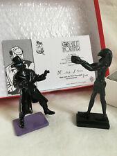 Figurine Pixi OLRIK surpris par l'HORUS BLAKE et MORTIMER Marque Jaune 5217 2000