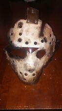 Friday the 13th Part 9 IX Jason Goes to Hell style mask cosplay