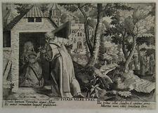 Collaert/M.de Vos; Thais Meretrix; 17.Jhdt.
