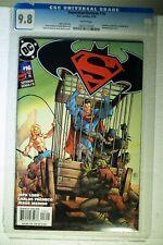 Superman Batman #16  DC Comics (2005) CGC NM/MT 9.8    NO OUTER BOX