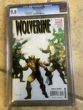 WOLVERINE Vol. 3 #59 cgc 9.8 - Guest Starring Doctor Strange - Marvel 2007