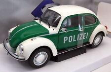 Solido 1/18 Scale S1800504 VW Volkswagen Beetle Polizei Diecast model car
