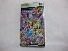 Rock Man X3 Mega Man X3 Super Famicom Japan Nintendo Official