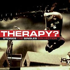 THERAPY? - STORIES: THE SINGLES COLLECTION CD ALBUM (April 14th 2014)