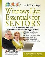 Windows Live for Seniors by Studio Visual Steps (Paperback, 2010)
