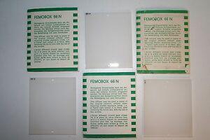 Durst darkroom enlarger Femobox 66N dif. 2  FOR 6X6 NEGATIVES LABORATOR  L1200
