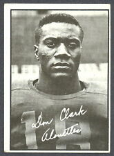 1961 TOPPS CFL FOOTBALL 60 DON CLARK MONTREAL ALOUETTES