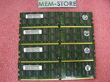 32GB Memory RAM for HP//Compaq ProLiant BL685c G5 SERVER DDR2 C87 4x8GB