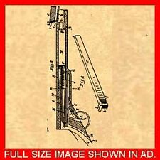 US PATENT For The BB GUN/Air Rifle - Hamilton 1880 #837