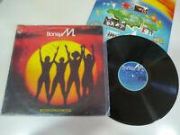 "Boney M Boonoonoonoos Ariola Spain Ed 1981 LP Vinilo 12"" VG/VG"
