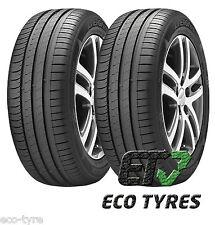 2X Tyres 185 60 R15 84H Hankook Kinergy Eco K425 C B 69dB