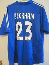 Real Madrid 2004-2005 Beckham 23 Tercera Camiseta De Fútbol Talla 2xl De Adulto / 35264