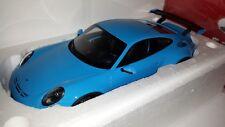 GT Spirit 1:18 Porsche RUF 911 (991) RTR Coupe 2015 blauw nieuw in doos
