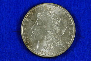 Estate  Find 1886  -  P Morgan Silver Dollar!! #F9445