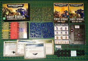 Games Workshop / Warhammer 40k - FIRST STRIKE Starter Set