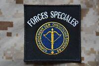 Z087 écusson patch insigne Commandement de Opérations Spéciales COS Forces