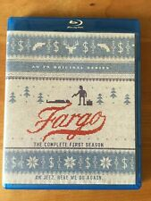 Fargo The Complete First Season 3 Blu-Ray Dvds - Vgc