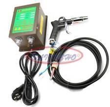 PISTOLA ad aria ionizzanti, elettricità statica eliminazione elettrostatica 4.6KV 0.3-0.8MP