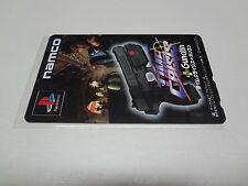 Time Crisis Namco Sony Playstation Telecard Japan NEW