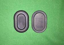 Rubber Oval Floor Pan Drain Plugs Fits 1999-2006 Jeep Wrangler TJ x 3 pcs