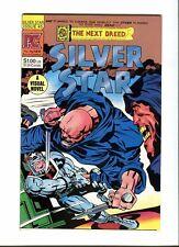 Silver Star 4 . Pacific Comics  1983 . Kirby  -  VF