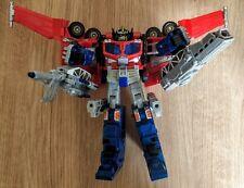 Transformers Cybertron Leader Class Optimus Prime 100% Complete