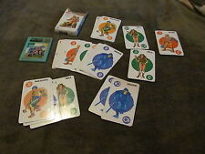 Fabulous Vintage He-Man/Masters Of The Universe/MOTU Card Game & Slide Puzzle