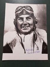 Lawrence A Clark -signed photo - COA