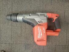 "New ListingMilwaukee 2717-20 M18 Fuel 1-9/16"" Sds Max Rotary Hammer Bare Too 00006000 l w Xtras"