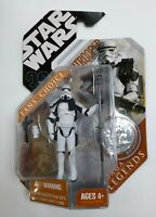 Hasbro Star Wars 30th Anniversary Saga Legends Sandtrooper Action Figure, Sealed