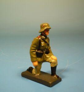 Lineol / Elastolin - Wehrmacht - Artillerie Soldat – 7cm Serie 1:24