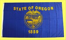 USA Bundesstaaten Flagge Fahne Oregon Flag 90x150 cm, Westküste, Salem