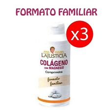 3x COLLAGEN WITH MAGNESIUM 450 tablets ANA MARIA LA JUSTICE FORMAT FAMILY