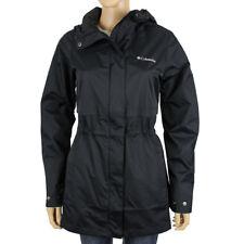 "New Womens Columbia ""Shine Struck II"" Omni-Tech Waterproof Vented Rain Jacket"