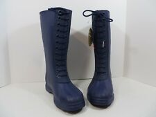 Women's Native Paddington Boots Rainboots Regatta Blue Size 6