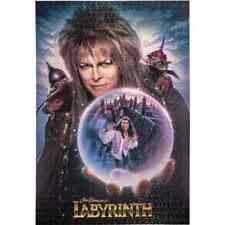 Labyrinth - Movie Poster Jigsaw Puzzle (1000 Pieces)