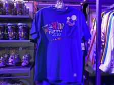 Disney Epcot 2020 Food and Wine Festival Figment T-Shirt