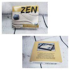 New in Box Desktop Mini Zen Garden Kit Great Stress Relief