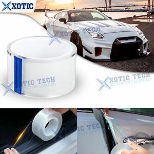 Car Door Plate Bumper Invisible Guard Sticker For Infiniti QX60 Q50 Nissan Rogue