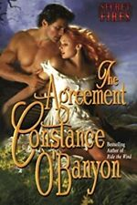 Secret Fires Series The Agreement by Constance O'Banyon 2001 pp