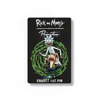 Original Primitive X Rick Und Morty Skate Emaille Nadeln